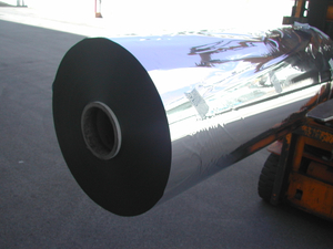 PE PVC PET CPP Film Vinil Metallized