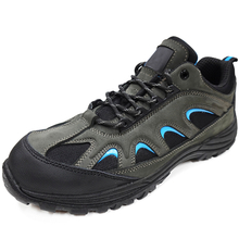 TIGER MASTER Brand Fashion Sport Hiking Safety Work Shoes Composite Toe