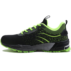 727 Oil Resistant Non Slip Fashionable Sport Style Safety Shoes Men