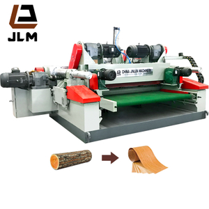 4 Feet Spindle Less Wood Veneer Peeling Machine