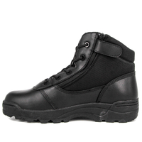 MILFORCE 4101 china factory army combat black ankle military boots