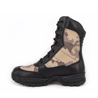 Saudi Arabia camouflage youth tactical military boots 4231