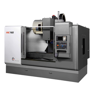 VMC1165 43 1/3''x 25 1/2''x 26'' CNC Vertical Machining Center