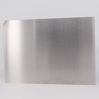 0.028 in. x 96 in. x 48 in. hammered decorative wall panel in silver aluminum