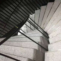 25mm Thickness of Sound Absorbing Material Aluminum Foam Stair
