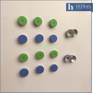 Aluminum-Plastic Combination Cap