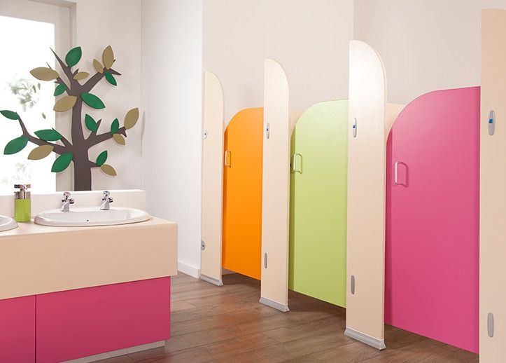 toilet partitions for schools