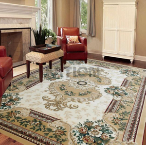 Polypropylene Indoor Home Decor Floor Carpet