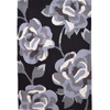 Popular Flower Design Floor Carpet Handmade Acrylic Rug