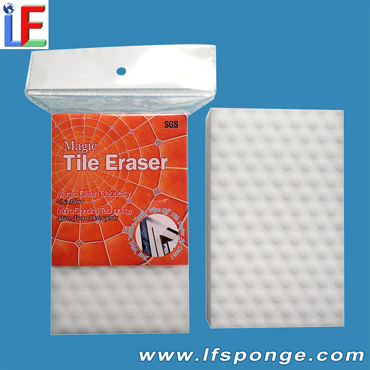 Toilet Cleaning Sponge Wholesale Magic Tile Eraser