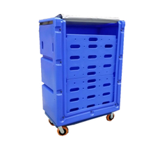 Laundry trolley --Clean Dry Type