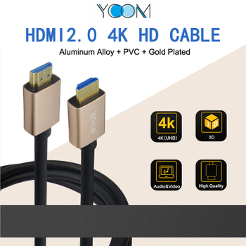 Ultra High Speed with HDMI 2.0 Cable with 4K 3D