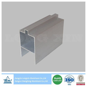 Sandblasted Anodized Aluminum Profile for Windows