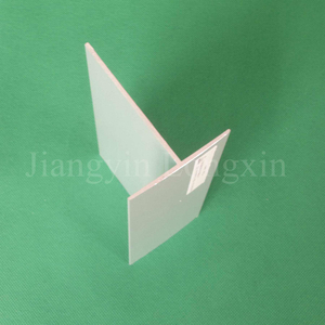 Anodized T-Shape Aluminium Profile