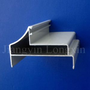 Natural Anodized Matt Aluminum Profile for Windows