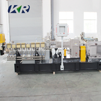 Plastic Compound Machine for Making Filler Masterbatch And Color Masterbatch Extruder