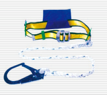 Big hook safety waist harness, worker protection harness