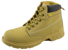 Similar as goodyear welted work safety boots