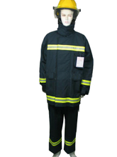 EN469 fire fighting suit for firemen