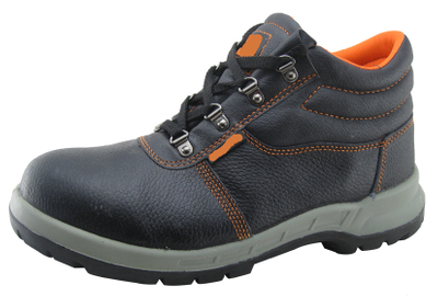 Buffalo leather PU sole industrial safety shoes manufacturer