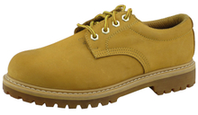 991002 full grain leather safety shoes
