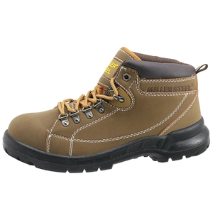 Slip Resistant Steel Toe Cap Miller Steel Brand Industrial Safety Shoes for Work
