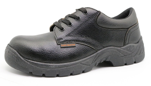 HS5001 leather pvc safety shoes 5.8-dollar