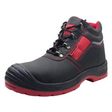 HS2014 oil resistant pvc construction safety boot