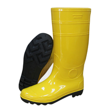 107Y non safety glitter pvc rain boots for ghana