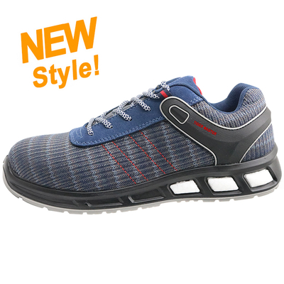 ETPU10 non slip anti static oil acid resistant working safety shoes
