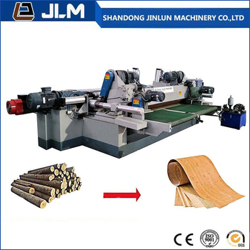 Plywood Machine Wood Veneer Lathe Peeling and Cutting Machine