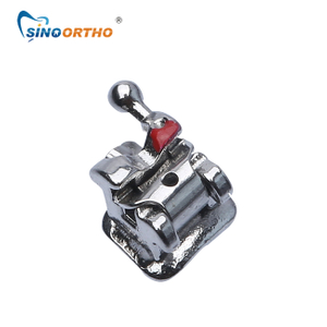 Orthodontic Metal Self-Ligating Brackets Great Wall III