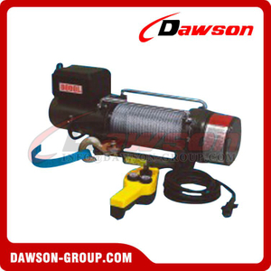 DS-KDJ-5000L DS-KDJ-10000L 5000lbs 10000lbs 12V DC Mini Electric Winch with CE Approval for UTV