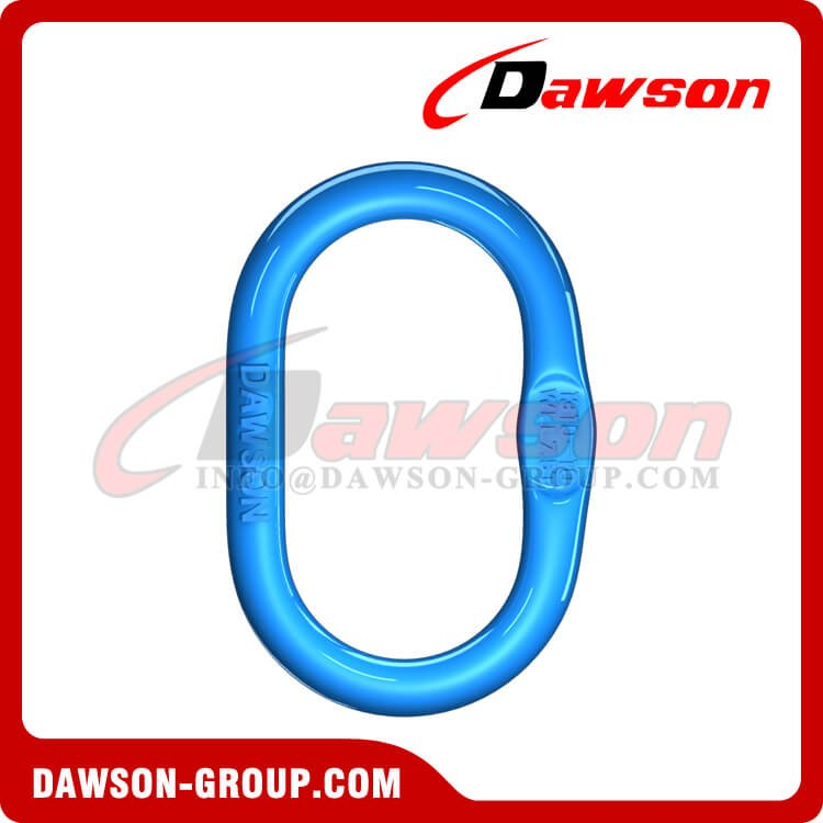 G100 Forged Master Link, Grade 100 Master Link for Chain Slings - Dawson Group Ltd. - China Manufacturer, Supplier