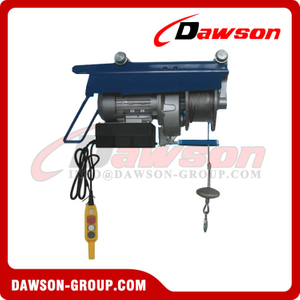 Push Electric Wire Rope Hoist / AC Electric Hoist for Mine Lifting