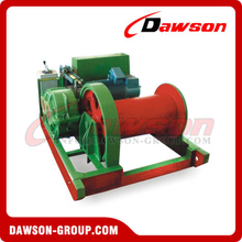 DS-JM2-DS-JM30 2-30Ton Slow Building Electric Winch Series for Lifting and Moving