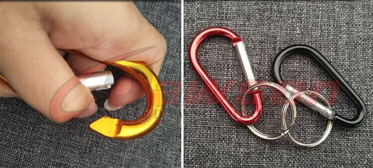 Aluminum Snap Hook Egg Type China supplier - Dawson Group Ltd. - China Manufacturer, Supplier, Factory, Exporter