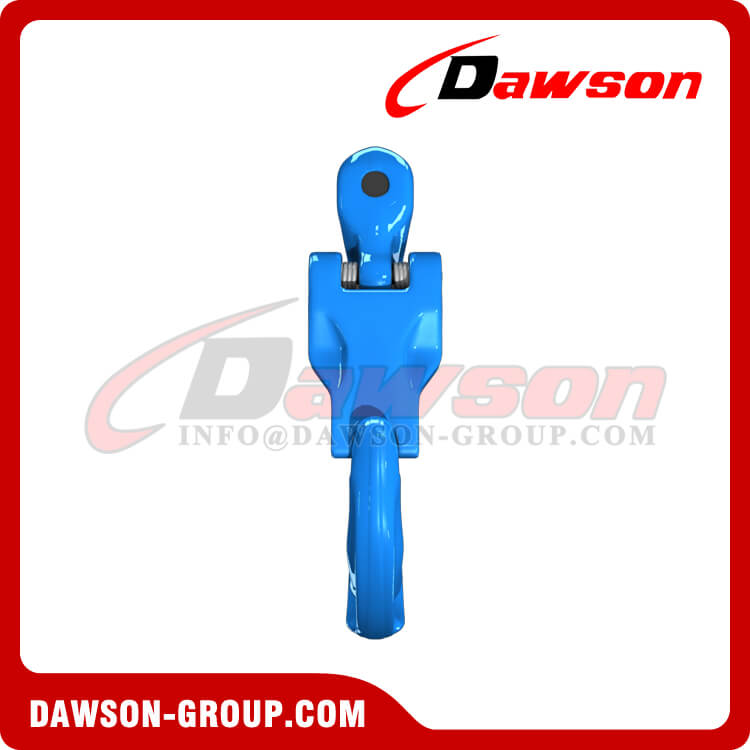 G100 Clevis Sling Hook with Cast Latch - Dawson Group - China Manufacturer, Supplier