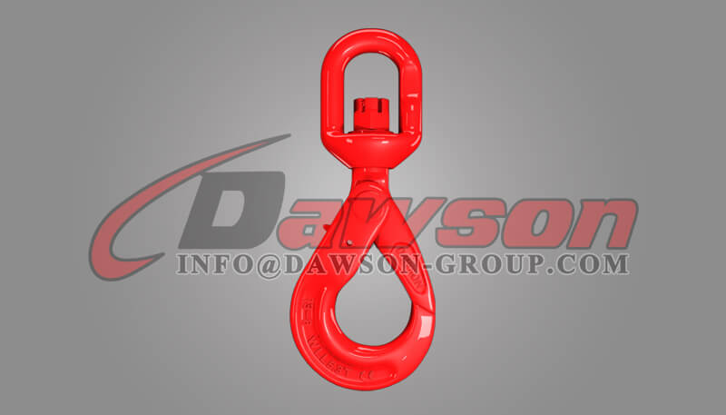 DS083 G80 European Type Swivel Selflock Hook for Chain Slings - Dawson Group Ltd. - China Manufacturer, Factory, Supplier