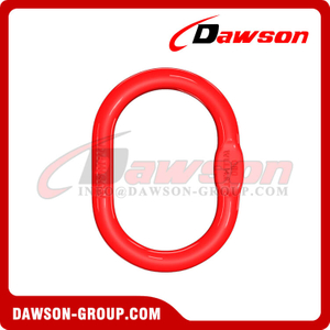 DS454 G80 European Type Forged Master Link for Bigger Crane Hook