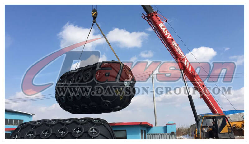 Application of Marine Rubber Fenders - China Supplier