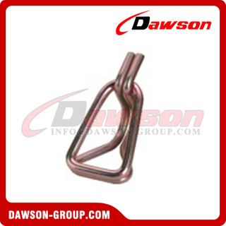 DSHK25151 B/S 1500KG/3300LBS 25mm Forged Steel Swan Hook, Hook and Keeper