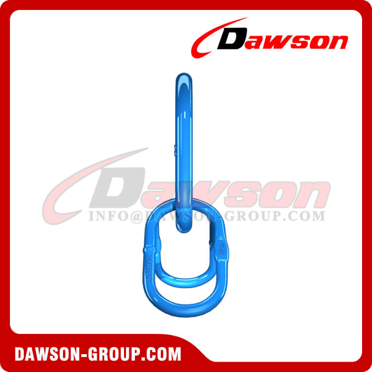 G100 Master Link Assembly for Wire Rope Lifting Slings - Dawson Group Ltd. - China Factory, Exporter