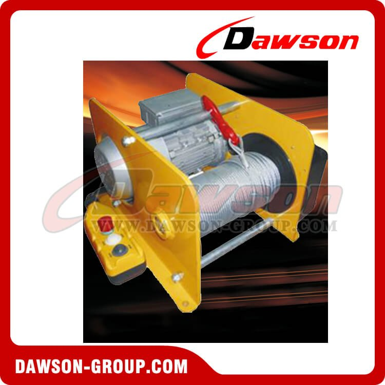 ELECTRIC WINCH - DAWSON GROUP LTD. - CHINA SUPPLIER