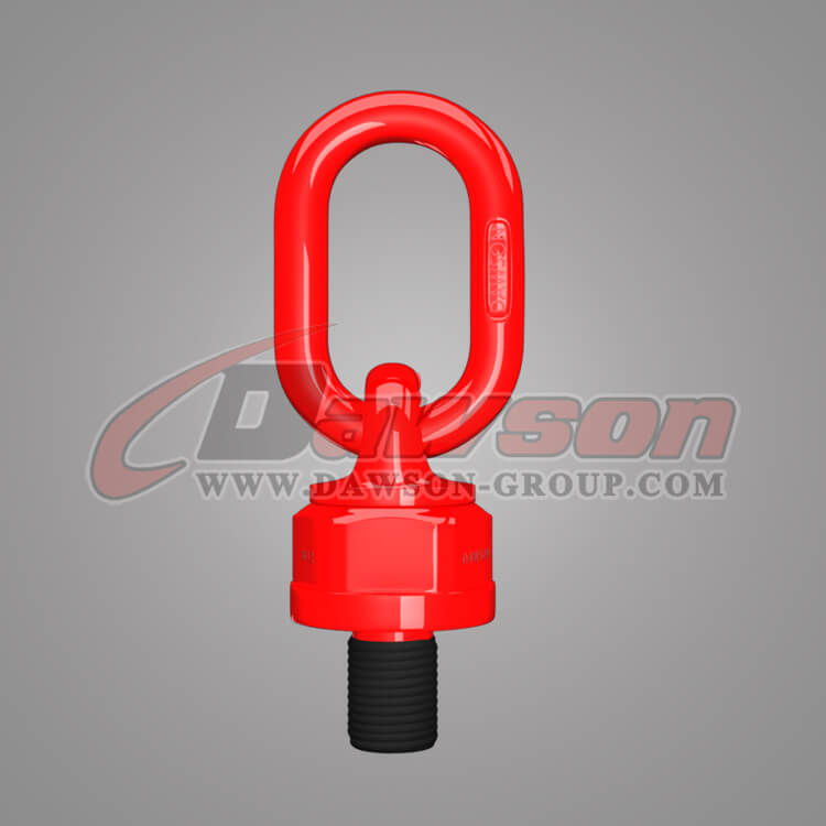 Grade 80 Lifting Screw Point, G80 Swivel Lifting Screw Point, Swivel Hoist Ring - China Exporter