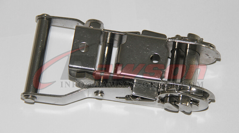 28mm Stainless Steel Ratchet Buckle - China Factory Supplier