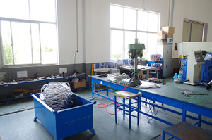 Wheelchair Manufacturing Shop(5)