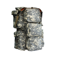 Military Tactical Backpack Small Rucksacks Hiking Bag Outdoor Trekking Camping Tactical Combat Travel Bag Military Backpack Bag