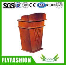 High Quality Modern Wood Church Pulpit for Sale (SF-17T)