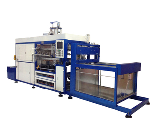 Automatic Blister Packing Industry Vacuum Forming Machine